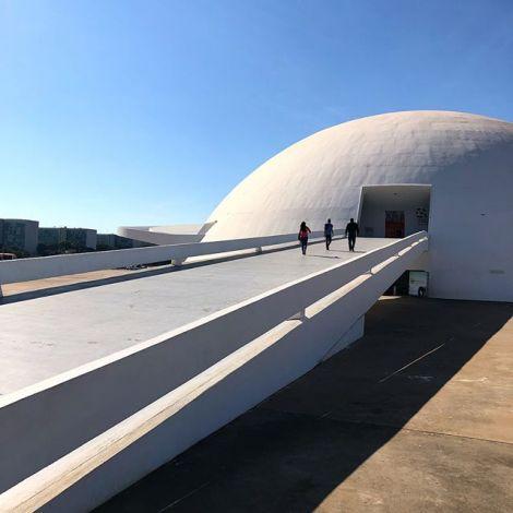 #Brasília ist architektonisch gesehen wirklich ein Meisterwerk. Nicht nur für…