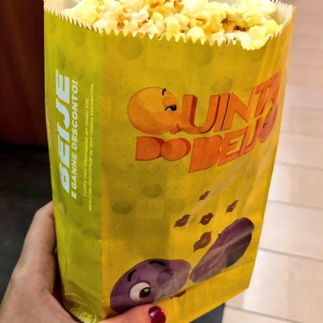 #Kino ist zu teuer? In manchen brasilianischen Kinos bekommst du einen Rabatt,…
