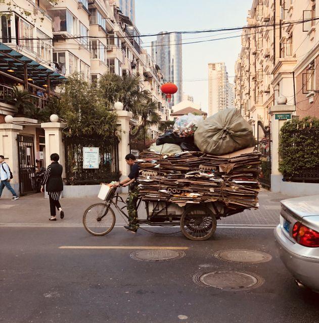 Die Straße als Lebensmittelpunkt