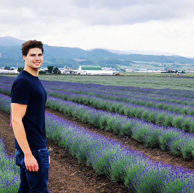 Der #Sommer in #Hokkaido bietet nicht nur Lavendeleis und andere Schmankerl,…