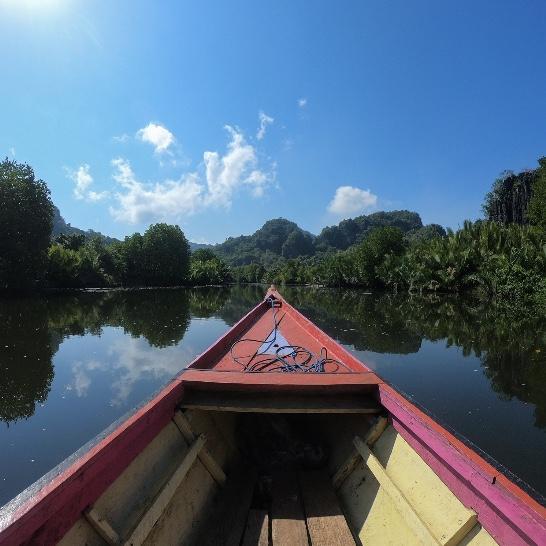 Kleiner Bootstrip durch Sulawesi