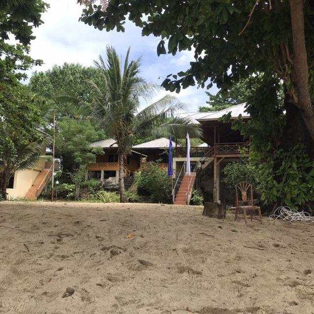 Mein Bungalow auf den Bunaken