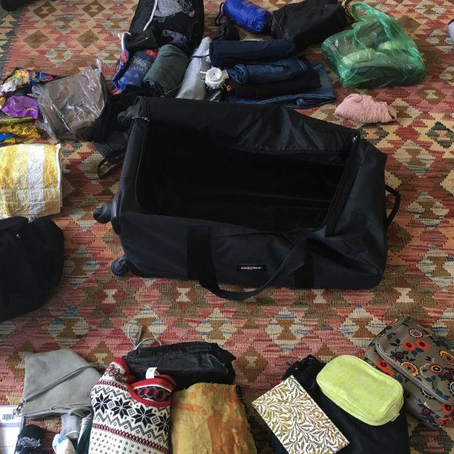 Kofferpacken 2