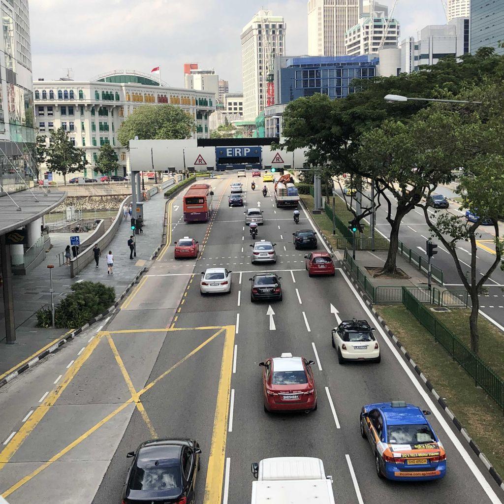 Sicher, schnell & komfortabel durch Singapur
