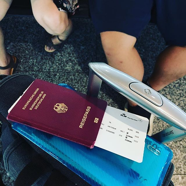 #Hannover #airport #singapore #singapur #gess #ErlebeEs #studyabroad #praktikum…