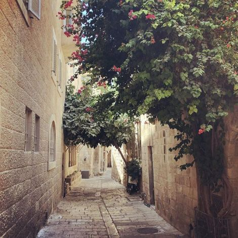 #FunFact Der Meleke (Kalkstein) genannte Jerusalem Stein wurde schon vor drei-…