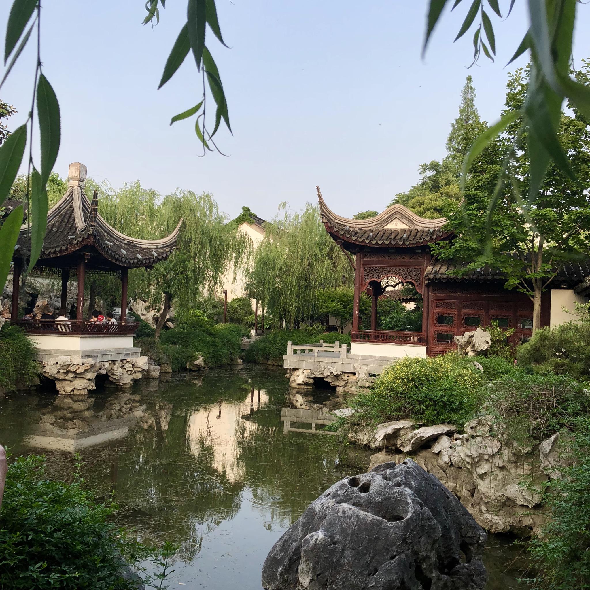 Wohlfühloasen in China