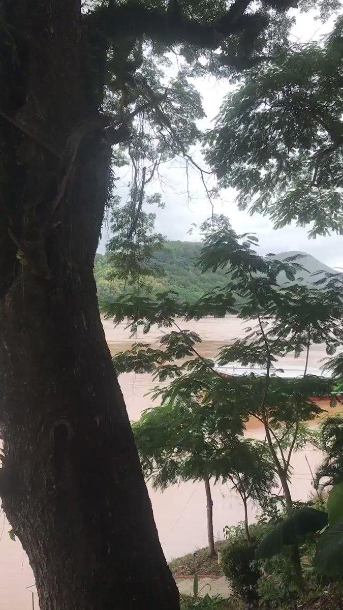 Erster Eindruck von Laos: Sehr ruhig und entspannt. Das totale Gegenteil von…