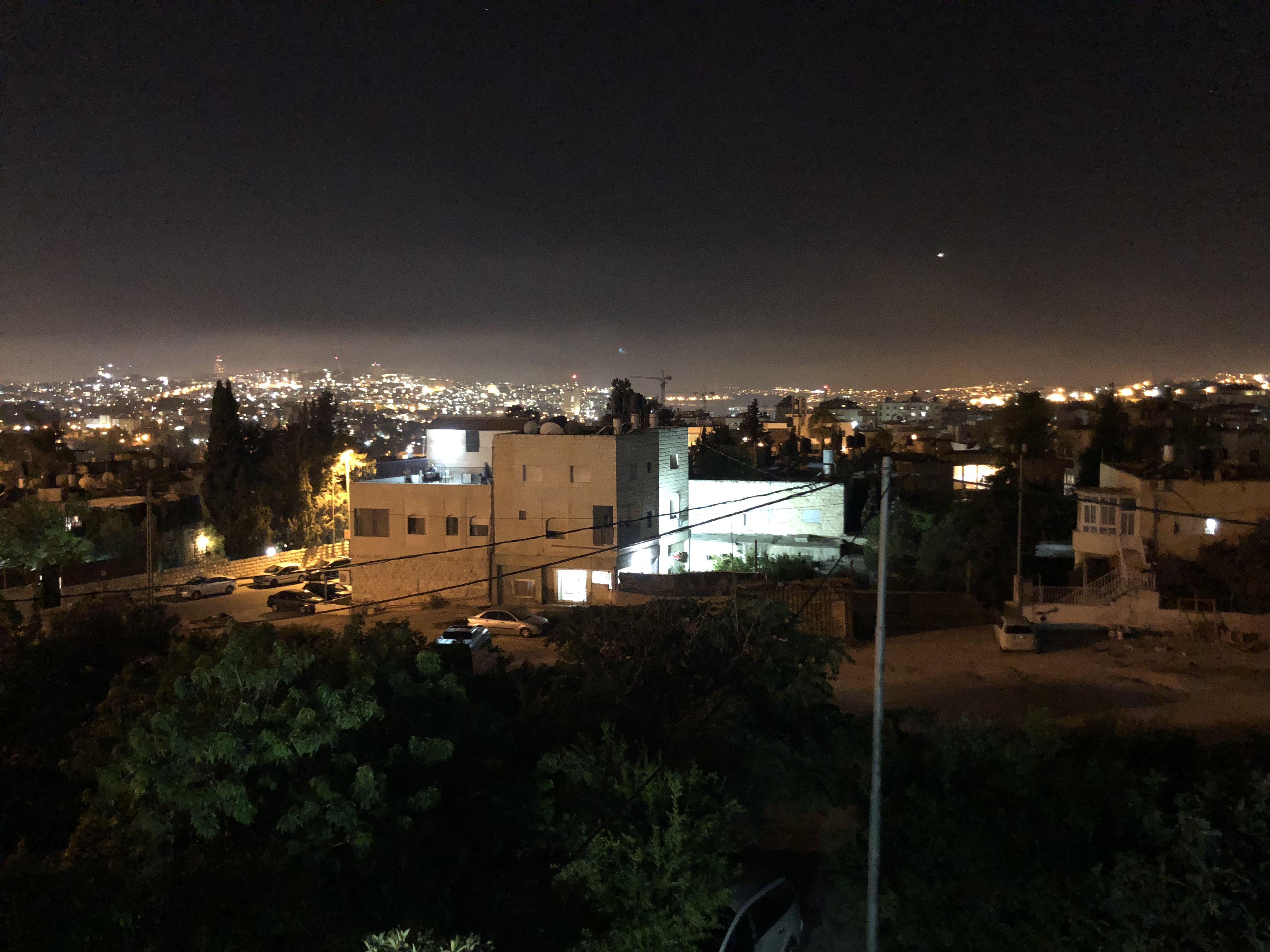 Umzug nach Ost-Jerusalem