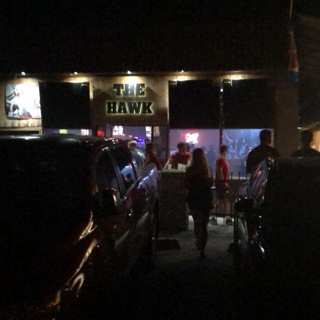 Club Jayhawk Cafe