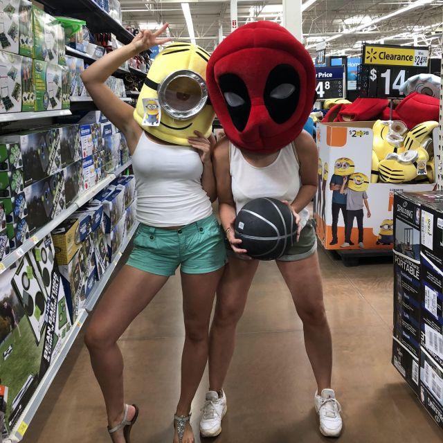 Quatsch Masken Walmart