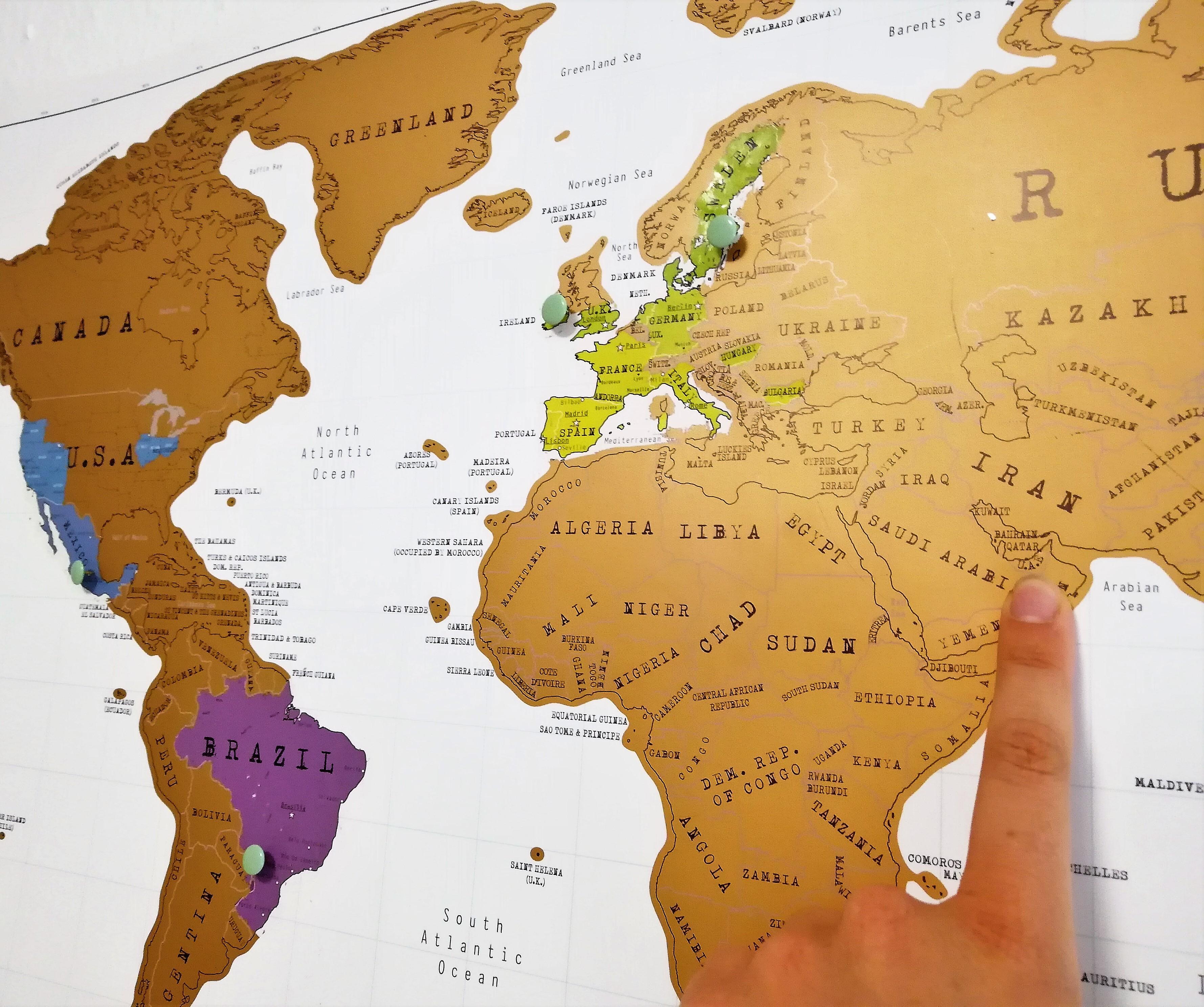 Mein 5. Auslandspraktikum – wo geht's dieses Mal hin?