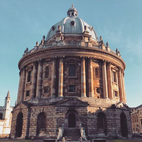 Took a historic walking tour through Oxford feeling like an absolute tourist in…