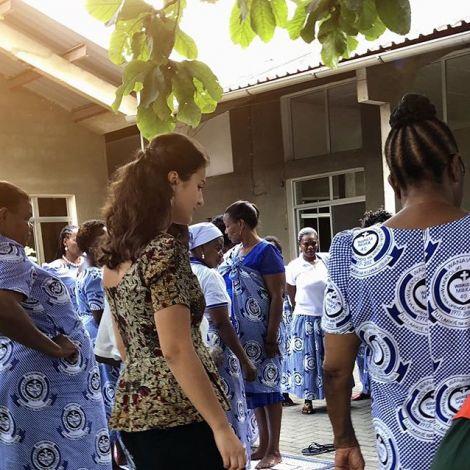 Heute durfte ich einen Leadership-Workshop für katholische Frauen begleiten.…