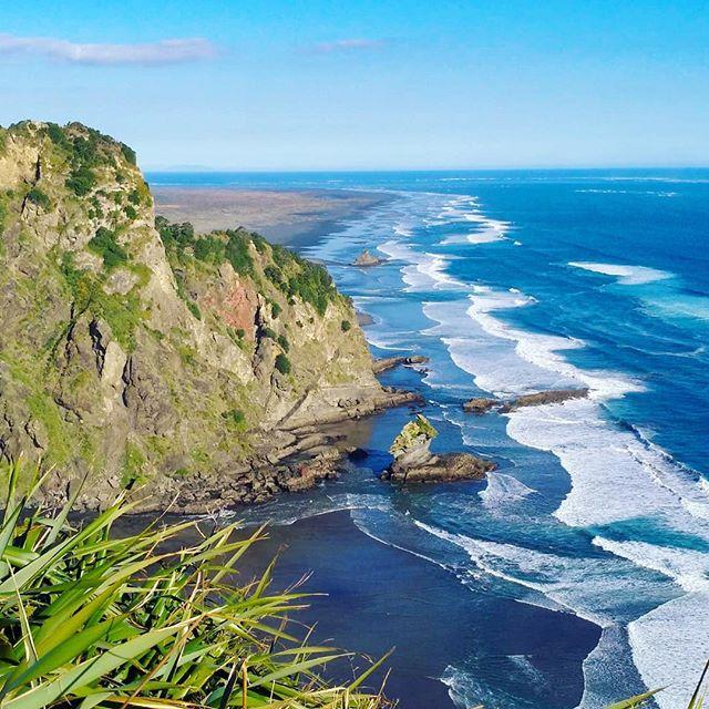 Neuseelands Westküste 🌊💛 Ohje ich kann es gar nicht glaube, dass es in…