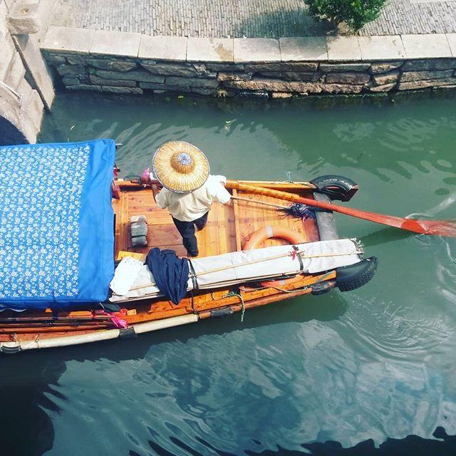Auch kulturelle Ausflüge in das Umland von Shanghai gehören zum Programm der…