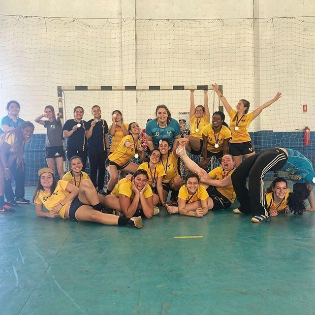 Abschließend zu den #Engenhariadas noch ein Foto mit dem ganzen Team…
