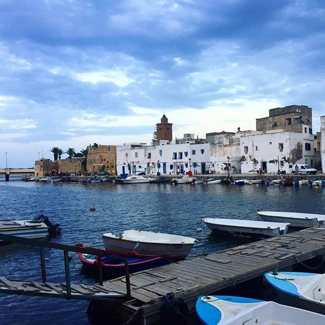 An diesem Wochenende habe ich die süße Stadt Bizerte erkundet und so viele…