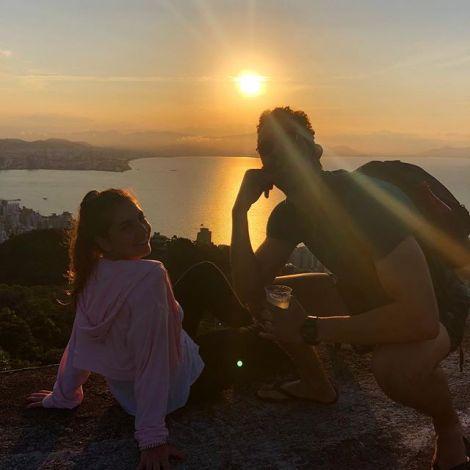 So schnell macht man sich #Freunde in #Brasilien 🇧🇷 Einfach mal ein Foto…