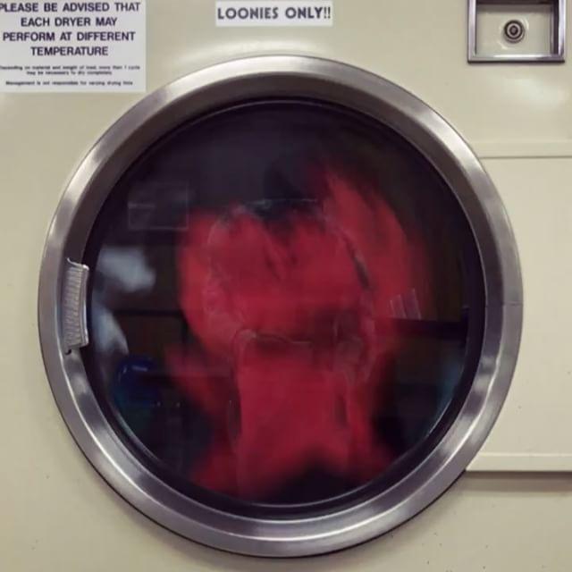Waschen beim Reisen ist immer ein Zeitmesser für mich. Diesmal wahrscheinlich…