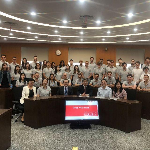 So startet das Masterstudium in China