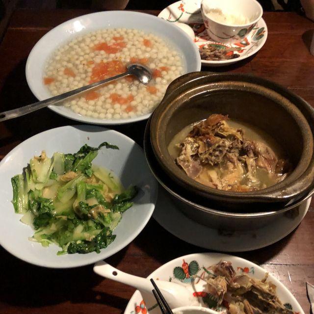 JiuNiang und andere Gerichte