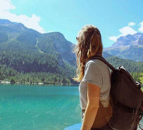 Karibik oder Italien? Der #LagodiTovel hat wunderschönes blaues Wasser, obwohl…
