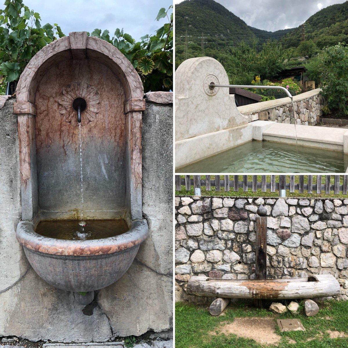 #Folge1 #typischuntypisch: Trinkbrunnen. Diese Brunnen zum Auffüllen der…