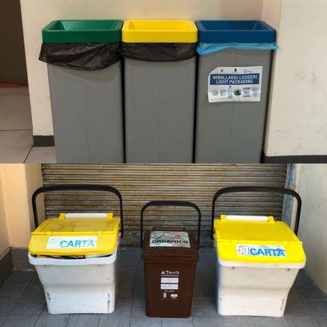 #Folge4 #typischuntypisch: Mülltrennung. An vier Tagen die Woche wird in…