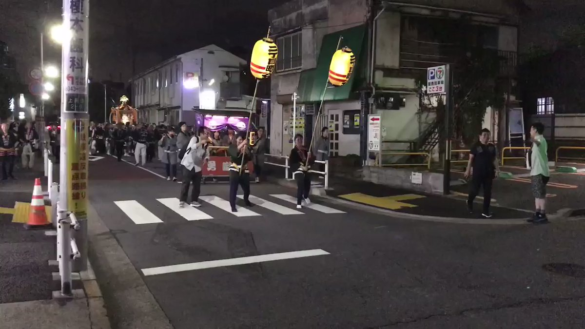 Das Ende vom #Sommer wird in ganz #Tokio mit Straßenfesten gefeiert - dabei…