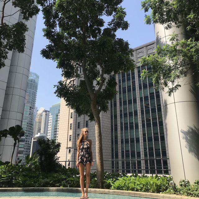 Singapurs Hochhäuser