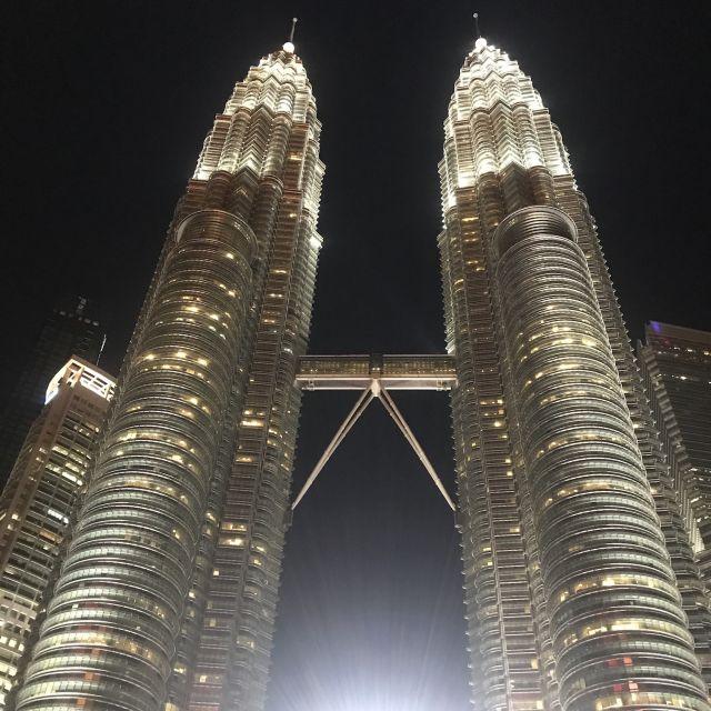 Petronas Zwillingstürme in Kuala Lumpur