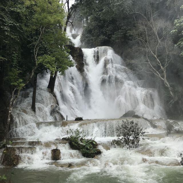 Kuang Si Wasserfall, Luang Prabang
