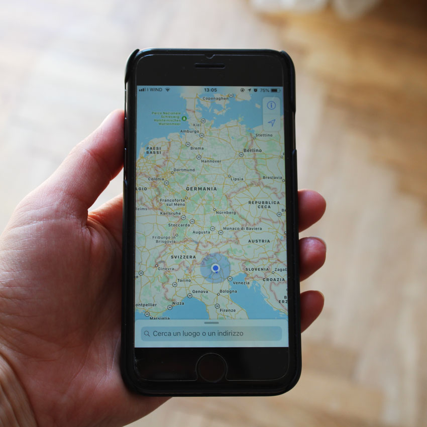 Müll, Wandern & Uni: Apps für Trient