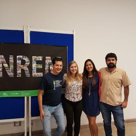 Studenten bei der Jubiläumsfeier des ENREM Programms in Mexiko
