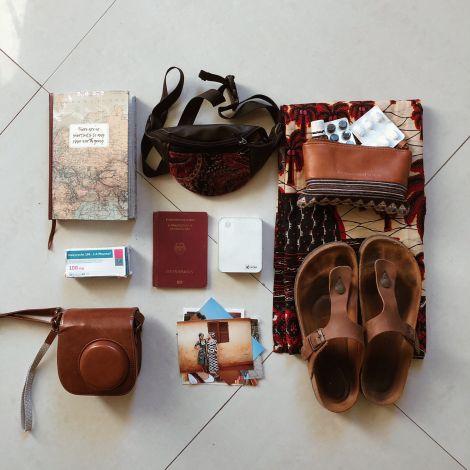 essentielle Dinge für die Reise nach Tansania