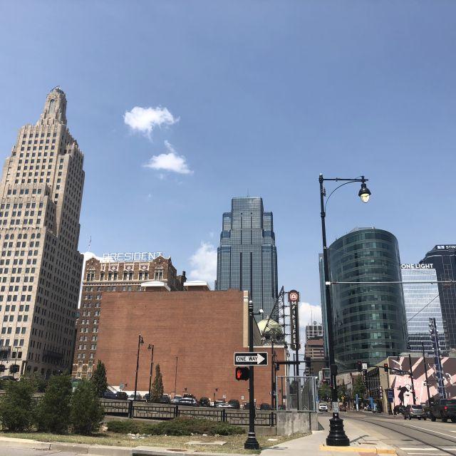 Die schönsten Orte in Kansas City