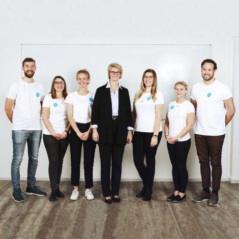 """Die """"studieren weltweit""""-Botschafterinnen und -Botschafter im Gespräch mit Anja Karliczek, Bundesministerin für Bildung und Forschung"""