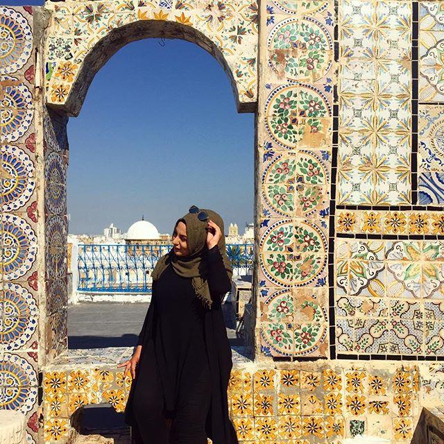 #Tunis, die Hauptstadt von #Tunesien, ist eine der am besten erhaltenen…