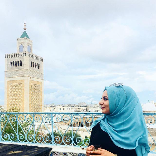 Mein neues #Lieblingscafé☕️ befindet sich mitten in der Medina. Es hat…