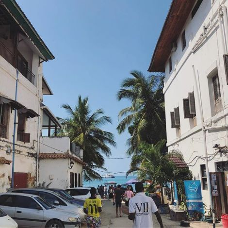 Karibu Zanzíbar! [Welcome to Zanzibar]…