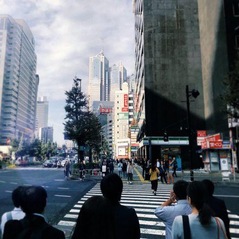 #Tokio ist berüchtigt für überfüllte U-Bahnen zur Rush Hour - ein Glück,…
