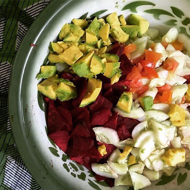 #crudités #ouaga #avocado #erlebees