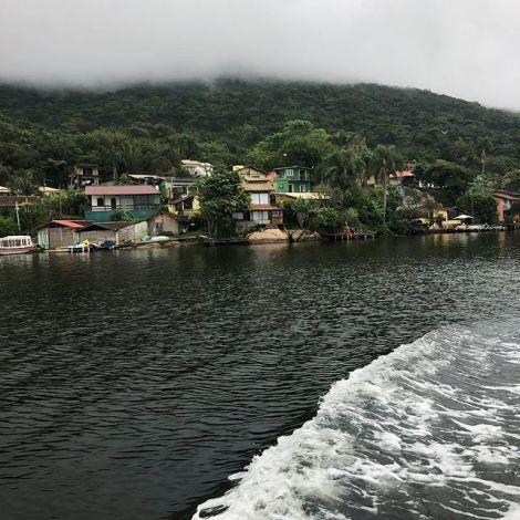 Nach der Wandertour ging es mit dem Boot zurück nach Hause 🏡 #Reisen…