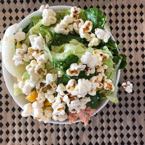 Scheint als würde ich langsam zum #foodblogger werden, aber #Essen gehört…