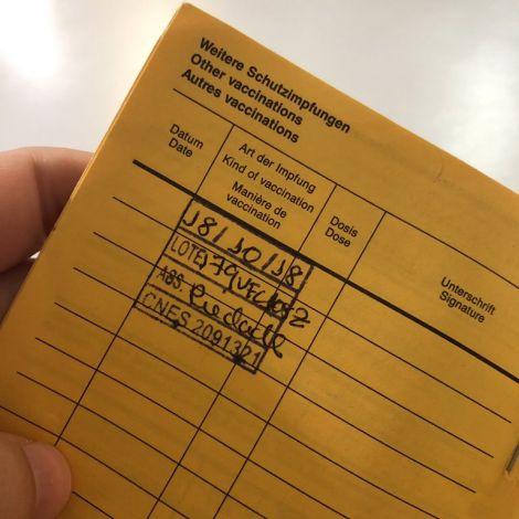 Mich in #Brasilien gegen Gelbfieber impfen zu lassen ist kostenlos! 💉Der…