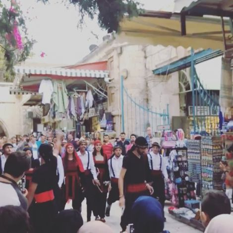 #Palästina 🇵🇸❤️ #ErlebeEs #studierenweltweit #DAAD #streetdance…