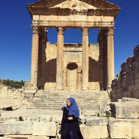 Gestern habe ich es endlich einmal geschafft, etwas mehr von Tunesien zu sehen.…