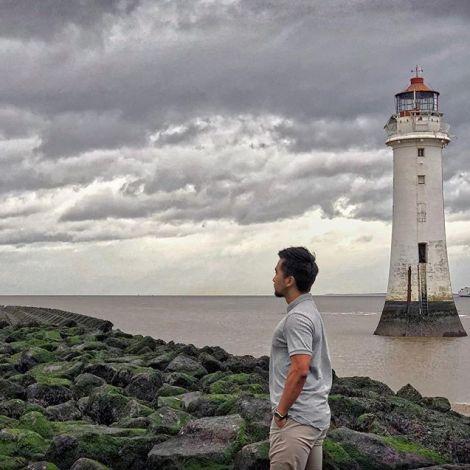 Wohne auf einer Insel aber man kann sich gar nicht fühlen🇬🇧 Eine Reise…