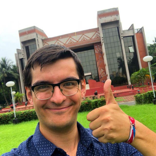 #1 B-School für lau?!: Wie du's (fast) gratis an die beste Wirtschaftsfakultät Indiens schaffst